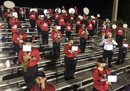 BHS Band Celebrates New Look and Has Apparel Available For Sale!